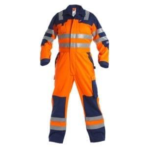 Arbejdsbukser F.Engel Safety+ EN ISO 20471 Multinorm Kedeldragt