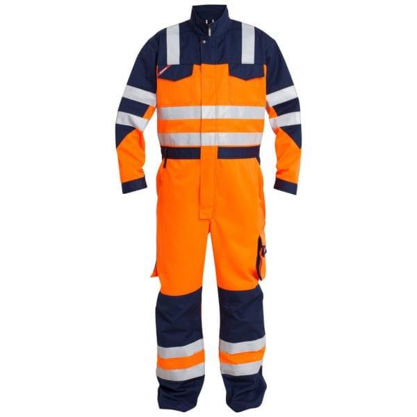 Arbejdsbukser F.Engel Safety EN ISO 20471 Kedeldragt