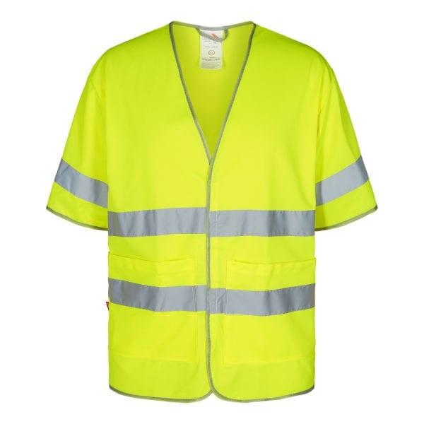 Arbejdsjakker og termotøj F.Engel Safety EN ISO 20471 Vest Med Korte Ærme