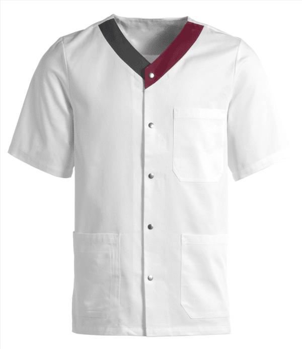 Arbejdstøj Kentaur Unisex Skjorte m. V-Hals