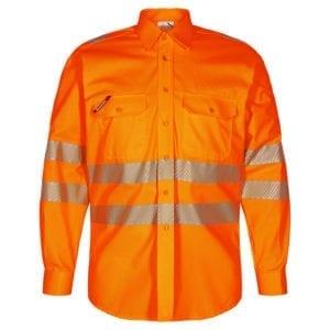 Arbejdsskjorter F.Engel Safety EN ISO 20471 Skjorte