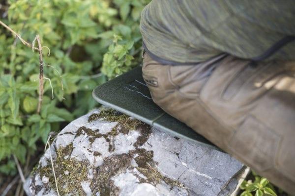 Jagt og Fiskeri Deerhunter Siddepude – Foldbar
