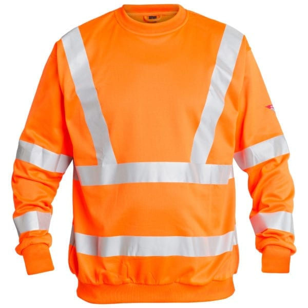 Arbejds Sweatshirts F.Engel Safety EN ISO 20471 Sweatshirt