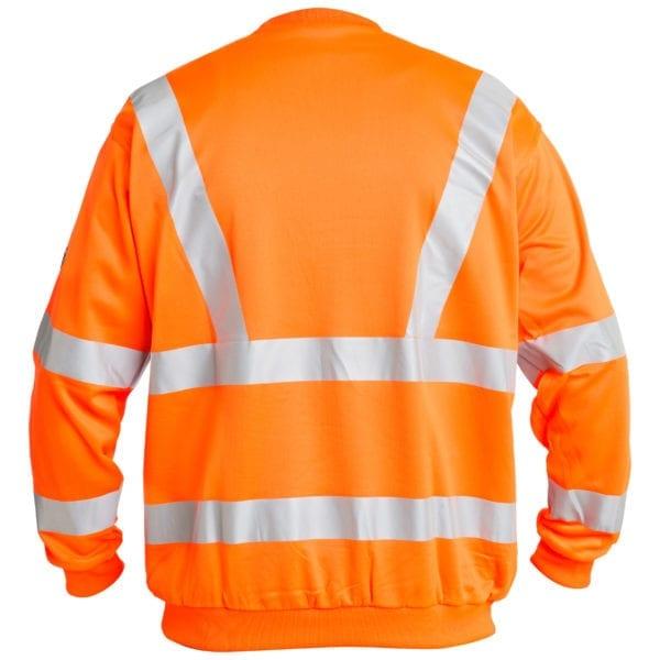 Arbejds Sweatshirts F.Engel Safety EN ISO 20471 Sweatshirt