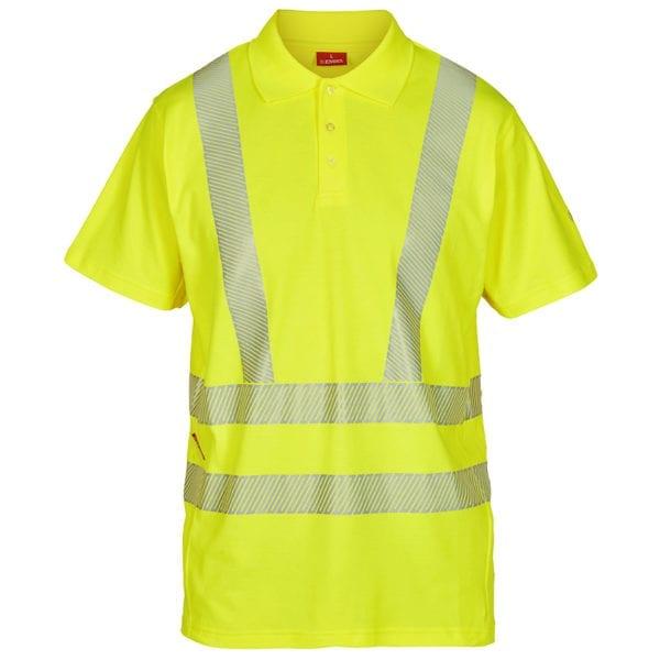 Arbejds T-Shirts F.Engel Safety EN ISO 20471 Poloshirt