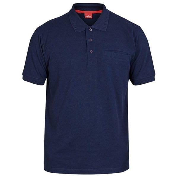 Arbejds T-Shirts F.Engel Poloshirt Med Brystlomme
