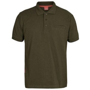 Arbejds T-Shirts Poloshirt Med Brystlomme