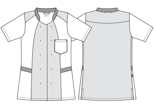 Arbejdstøj Kentaur Dameskjorte