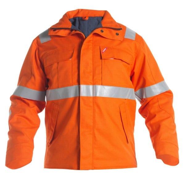 Arbejdsjakker F.Engel Safety+ Multinorm Vinterjakke Med Refleks
