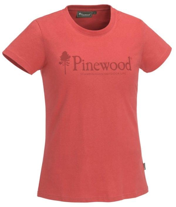 Fritidstøj T-SHIRT PINEWOOD® OUTDOOR LIFE DAME