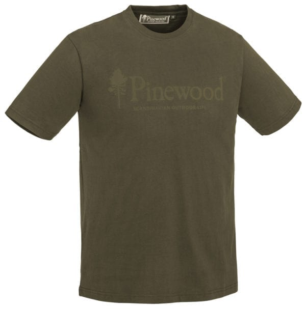 Fritidstøj T-SHIRT PINEWOOD® OUTDOOR LIFE