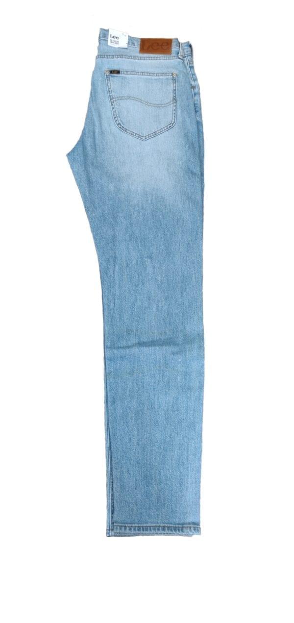 Jeans Lee Daren Zip Fly Jeans- Stonewash