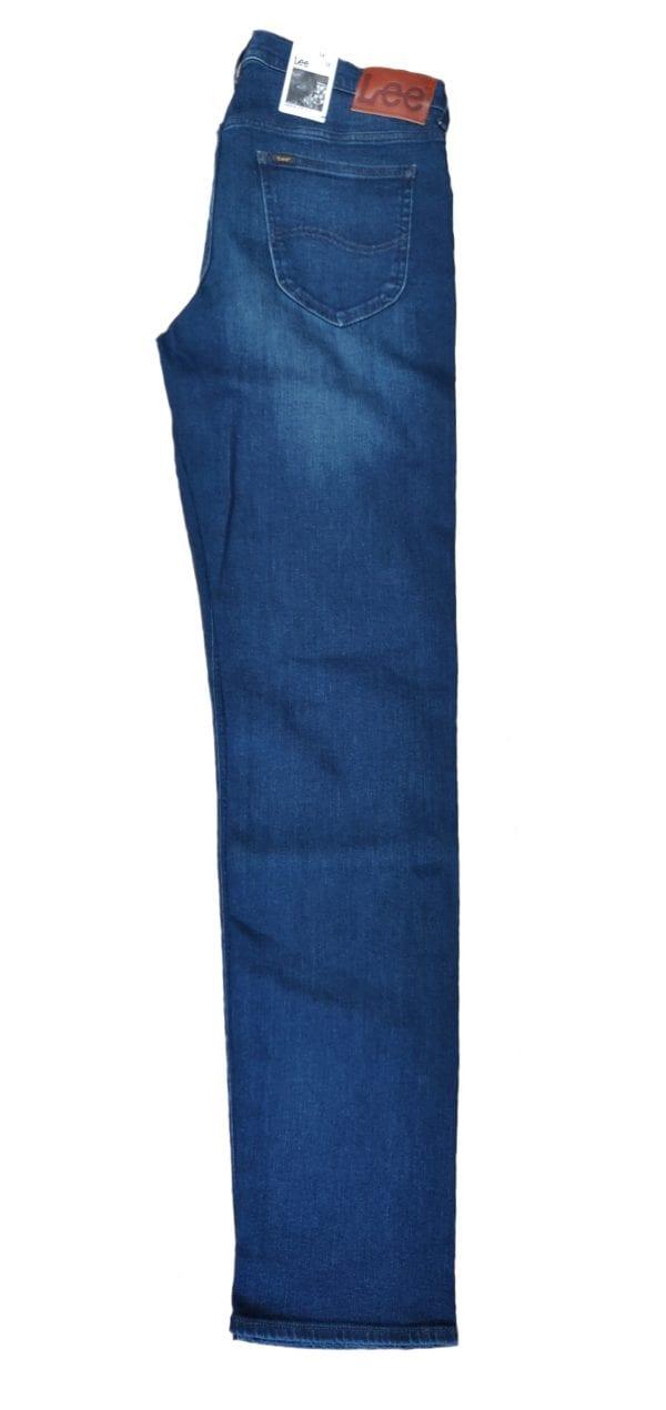 Jeans Lee Daren Zip Fly Jeans- Darkstone
