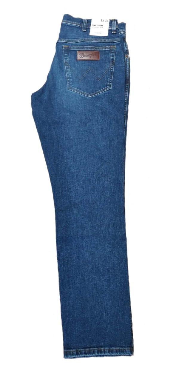 Bukser Wrangler Texas Slim – Modern fit