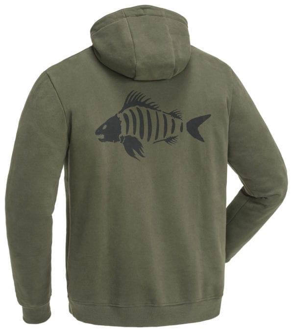Cardigan Sweatshirts HÆTTETRØJE PINEWOOD® FISHING