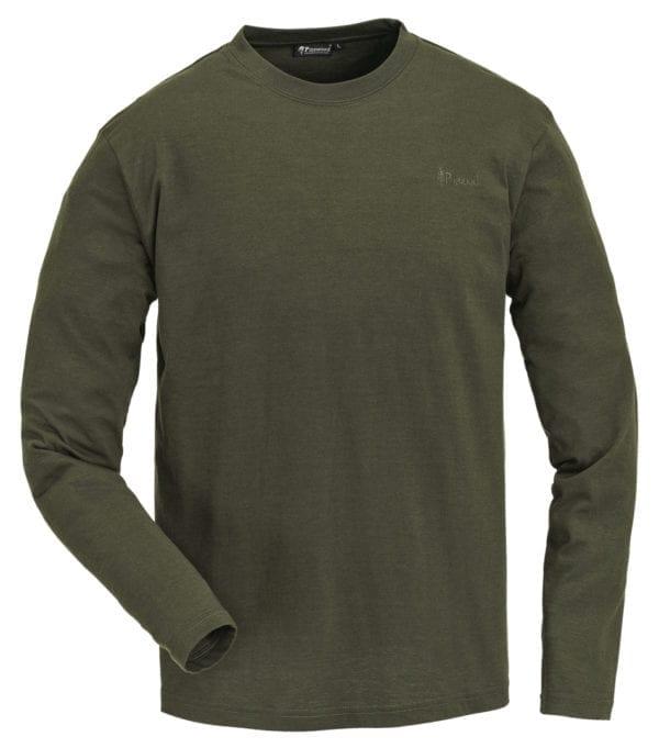 Arbejds T-Shirts T-SHIRT PINEWOOD MED LANGE ÆRME – 2-pack